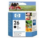 Printer Essentials for HP 26 - HP DeskJet 400/500 Series - Black - RM626A Inkjet Cartridge
