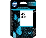 Printer Essentials for HP 45 - HP DeskJet 700/800/930/950/970/1000/1120/1600 Series-Black - RM645A Inkjet Cartridge