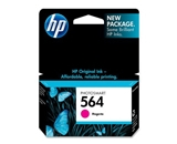 HP 564 Magenta Ink Cartridge in Retail Packaging