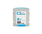 Printer Essentials for HP 88 - HP Office Pro K550 - HI-YEILD - Cyan - RM9391 Inkjet Cartridge