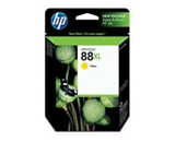 Printer Essentials for HP 88 - HP Office Pro K550 - HI-YEILD - Yellow - RM9393 Inkjet Cartridge