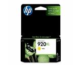HP 920XL Officejet Ink Cartridge in Retail Packaging-Yellow