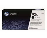 HP LaserJet 92A Print Cartridge - Retail Packaging - Black