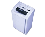 HSM 125.2cc White Glove Cross-Cut Shredder