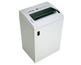 HSM 390.3L6 White Glove Cross-Cut Shredder