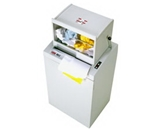 HSM 412.2cc White Glove Cross-Cut Shredder