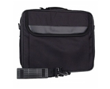 icon CB100-BLK Nylon Notebook Case - Fits up to 15.4- (Black)
