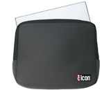 Icon SMSLV-GRY Smoothie Neoprene Notebook Sleeve (Gray)