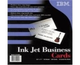 Printer Essentials for Impresso Paper Standard Business Cards 8.5- x 11- - 01P4884