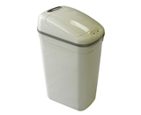iTouchless Hands-Free Infrared Automatic Plastic Trashcan, 8 Gallon (30 Liter)
