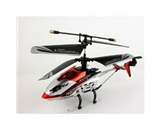 JXD 4 Ch Indoor Infrared RC Gyroscope Helicopter -Drift King- - Colors May Vary (JXD340)