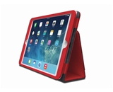 Kensington Comercio Plus Carrying Case Folio for iPad Air, Red - K97215WW