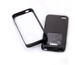 Kensington PowerGuard Battery Case for iPhone 4 - Black - Fits AT&T iPhone