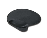 Kensington Wrist Pillow Mouse Pad, Black (57822US)