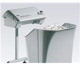 Kobra S-100 cross cut deskside shredder