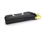 Kyocera TK-857Y OEM Yellow Toner for modles 400ci/500ci/552ci