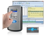 Lathem PC600 Terminal - Touch Screen Time & Attendance System