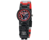 Lego Kids- 9004292 Star Wars Darth Vader Minifigure Link Watch