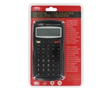 LeWorld 10-Digit Financial Calculator, Black - 70105