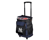 Logo Inc New York Yankees Rolling Cooler [Misc.]