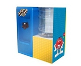 M&M-s Mini Desktop Water Dispenser - Holds Half-gallon of Your Beverage
