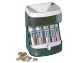 Magnif 4840 Accuwrapper Coin Counter and Sorter