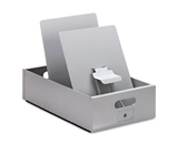 Master Porta-Matic Posting Tray, Gray MAT11070