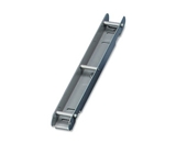 Master Products MPS3 Catalog Rack Section,3-Post, Single Sec,1 in. Cap,Gray