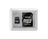 Maxell 16 GB microSDHC Flash Memory Card - 502303
