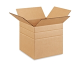 10- x 10- x 10- Multi-Depth Corrugated Boxes (Bundle of 25)