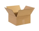 12- x 12- x 6- Multi-Depth Corrugated Boxes (Bundle of 25)