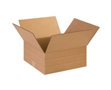 14- x 14- x 6- Multi-Depth Corrugated Boxes (Bundle of 25)