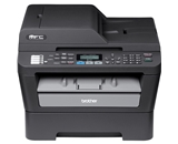 Brother MFC-7460DN All-In-One B/W Laser Printer w/Networking & Duplex Printing