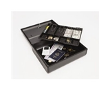 MMF Industries Steelmaster Elite Security Case with Key Lock