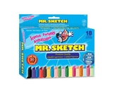 Mr. Sketch Scented Water Color markers, 18-Color Set(20071)