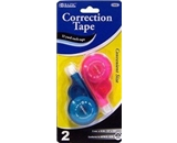 Neon Color Correction Tape - 2 Pack - Pink / Blue