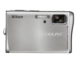 Nikon Coolpix S51c 8.1MP Digital Camera with 3x Optical Vibration Reduction Zoom (Silver)