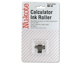 Nu-Kote NR42 Compatible Ink Roller for Canon/Casio/Victor/Sharp/Innovera Calculators (Black/Red)