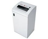 Office Shredder, Cross Cut, 27 Sheet Capacity, 9-7/10-x16-1/2-x35-, Beige