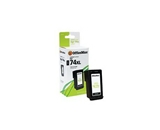 OfficeMax High Yield Black Ink Cartridge Compatible with HP 74XL (CB336WN)