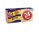 Office Snax OFX105110 Pop Weaver Microwave Popcorn, Butter Flavor