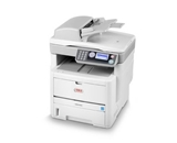 Okidata MB460 MFP (120V) Laser Printer, Fax, Copier & Scanner with Network Card - 62433101