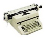 Olivetti Linea 198 13.7- B1 Refurbished Typewriter