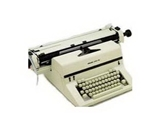 Olivetti Linea 98 Refurbished Office Manual Typewriter 19.2- Carriage