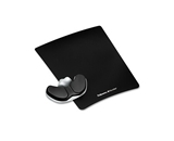 Palm Support, w/ Mouse Pad, 9- x11- x3/4-, Slate Gray