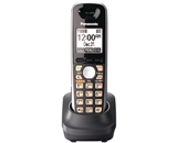 Panasonic KX-TGA651B Extra Handset for KX-TG65XX Series Cordless Phones, Black