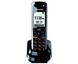 Panasonic KX-TGA740B Extra Handset for 64XX Series Cordless Phone, Black