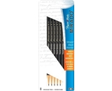 Paper Mate Mirado Black Warrior Cedar Pencils, 8 #2 Pre-Sharpened Pencils(58494)