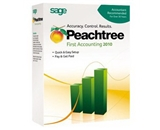 Peachtree First Accounting -10 [CD-ROM] [Software] - Used - Like New