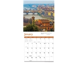 Perfect Timing - Avalanche, 2013 Italy Wall Calendar (7001491)